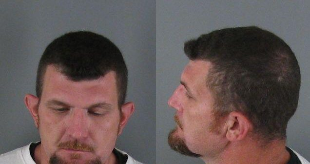 Keese, Jeffrey Brian - 2017-09-08 20:07:00, Gaston County, North Carolina - mugshot, arrest