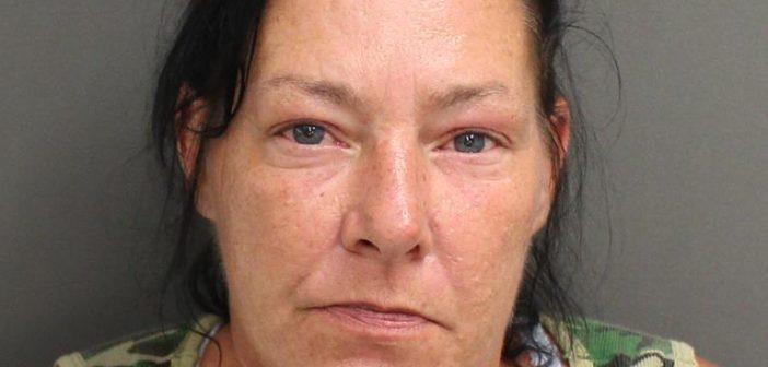 GALLAGHER, BRENDA - 2017-09-08 21:37:00, Orange County, Florida - mugshot, arrest