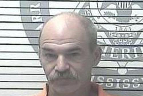HOMER STRAHAN - 2017-09-08 21:48:00, Harrison County, Mississippi - mugshot, arrest