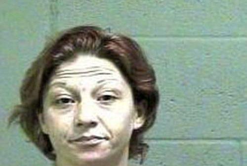 MARGARET WILSON - 2017-09-08 22:49:00, Oklahoma County, Oklahoma - mugshot, arrest