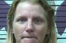 JESSICA ALBERTSON - 2017-09-18 16:50:00, Polk County, Tennessee - mugshot, arrest