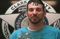 BENJAMIN WELLS - 2017-09-18 19:34:00, Clark County, Kentucky - mugshot, arrest
