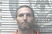 MARK JONES - 2017-09-19 13:44:00, Harrison County, Mississippi - mugshot, arrest
