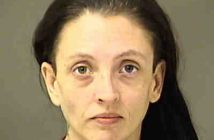 ORDUNA, MELISSA - 2017-09-20 18:21:00, Mecklenburg County, North Carolina - mugshot, arrest