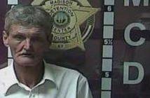 ARTHUR GILBERT - 2017-09-20 10:42:00, Madison County, Kentucky - mugshot, arrest