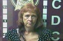RUBY WHITE - 2017-09-20 14:35:00, Madison County, Kentucky - mugshot, arrest