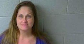 LISA MOYERS - 2017-09-21 14:33:00, Hamblen County, Tennessee - mugshot, arrest