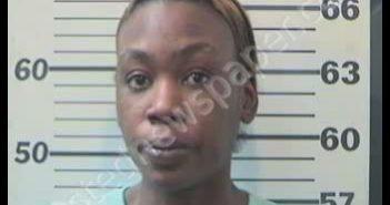 RAYMOND, EBONY, ANN - 2017-09-21, Mobile County, Alabama - mugshot, arrest