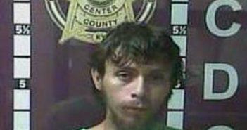 CARL MILES - 2017-09-21 18:17:00, Madison County, Kentucky - mugshot, arrest