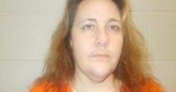 JENNIFER JONES - 2017-09-21 14:11:00, Lincoln County, Tennessee - mugshot, arrest