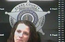 CHRISTY KING - 2017-09-21 02:27:00, Clark County, Kentucky - mugshot, arrest