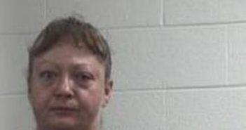 TERESA HAMBY - 2017-09-21 19:00:00, Johnson County, Tennessee - mugshot, arrest