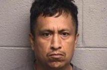 GUSTAVO ORTERO-FLORES - 2017-09-22 07:27:00, Durham County, North Carolina - mugshot, arrest
