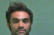 KEVIN ABDOLLAHI - 2017-09-22 15:37:00, Oklahoma County, Oklahoma - mugshot, arrest