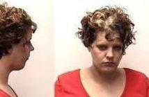 AMANDA JOHNSON - 2017-09-23 04:39:00, Clark County, Indiana - mugshot, arrest