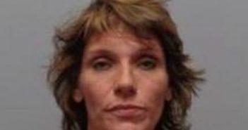 JULIE CHAMBERS - 2017-09-23 19:52:00, Haywood County, North Carolina - mugshot, arrest
