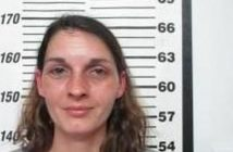JESSICA RAYMER - 2017-09-23 16:34:00, Clay, Tennessee - mugshot, arrest