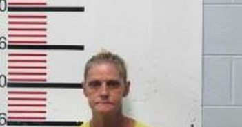 KIMBERLY PIKE - 2017-09-23 21:17:00, Scott County, Tennessee - mugshot, arrest