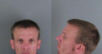 Moore, Brandon Keith - 2017-09-24 14:23:00, Gaston County, North Carolina - mugshot, arrest