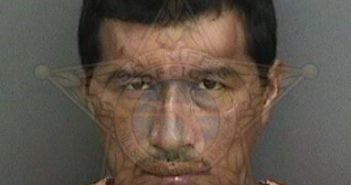 DELGADOAVENDANO, JOEL - 2017-09-24 12:09:00, Hillsborough County, Florida - mugshot, arrest
