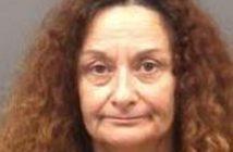 ANITA ASHER - 2017-09-24 10:56:00, Rowan County, North Carolina - mugshot, arrest