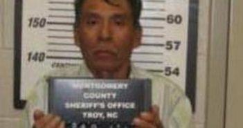TOMAS HERRERA - 2017-09-24 18:53:00, Montgomery County, North Carolina - mugshot, arrest