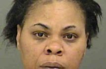 MORRIS, ERIKA ANNETTE - 2017-09-24 03:36:00, Mecklenburg County, North Carolina - mugshot, arrest