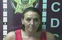 RACHEL CASADA - 2017-09-24 05:37:00, Madison County, Kentucky - mugshot, arrest