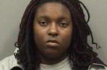 STEPHANIE WHITNER - 2017-09-25 13:43:00, Rowan County, North Carolina - mugshot, arrest