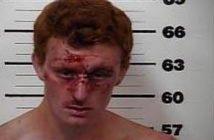 PATRICK BARRETT - 2017-09-26 01:38:00, Hawkins County, Tennessee - mugshot, arrest