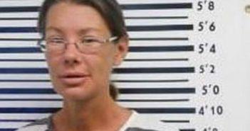 SUSANNE HUMPHREY - 2018-01-04 09:40:00, Union County, Tennessee - mugshot, arrest