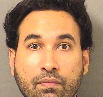 DWARIKA, TERRENCE GARVIN - 2018-01-07 11:46:00, Palm Beach County, Florida - mugshot, arrest