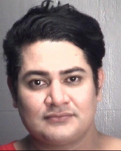 Chavarria, Javier Antonio arrest 2018-01-14, New Hanover