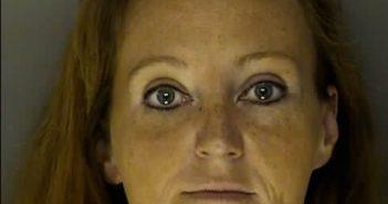 HENRY, KIMBERLY NICOLE - 2018-01-24 20:45:00, Horry County, South Carolina - mugshot, arrest