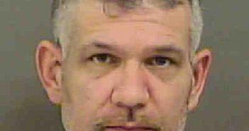 ALLEN, PAUL RICHARD - 2018-01-28 10:16:00, Mecklenburg County, North Carolina - mugshot, arrest