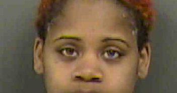 CURRENCE, MARENSHIA DIYONA - 2018-01-28 06:07:00, Mecklenburg County, North Carolina - mugshot, arrest