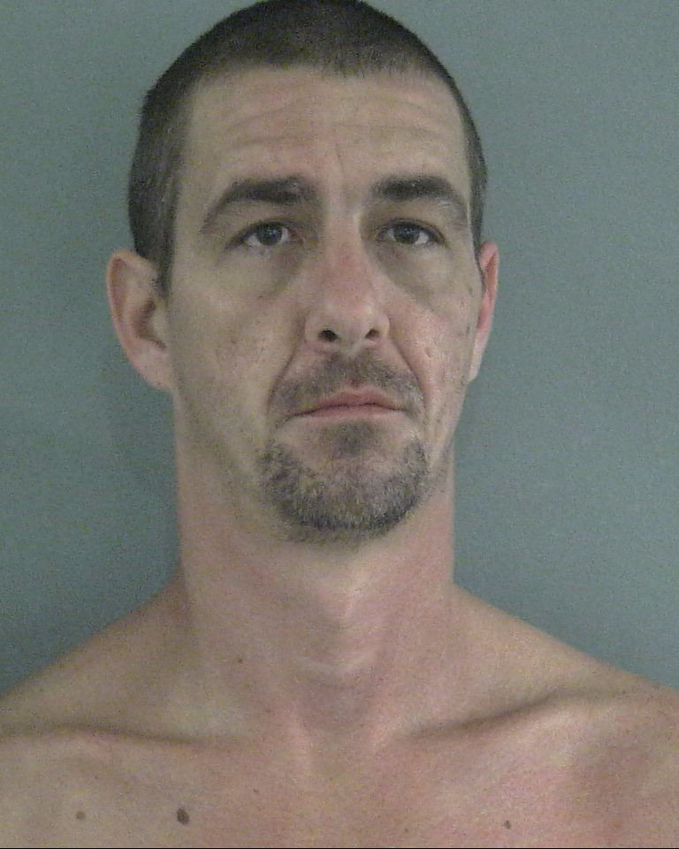 FLYNN, DANIEL CURTIS arrest 2018-01-31 11:18:45, Sumter County, Florida