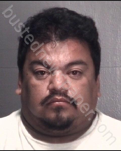 Cantu-valentine, Jose Angel arrest 2018-08-11, New Hanover