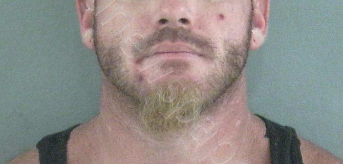 HARBIN, MARSHALL GUY ANDREW arrest 2018-08-25 10:25:00, Sumter