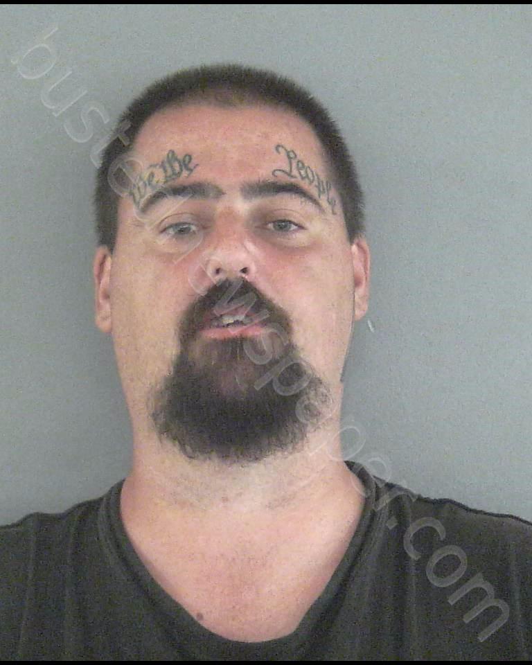 DOWELL, DONALD MACKENZIE arrest 2018-09-12 03:57:00, Sumter County