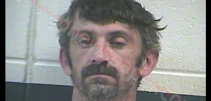 RUSSELL BEARD FOOTE Mugshot, Breckinridge County, Kentucky - 2018-09