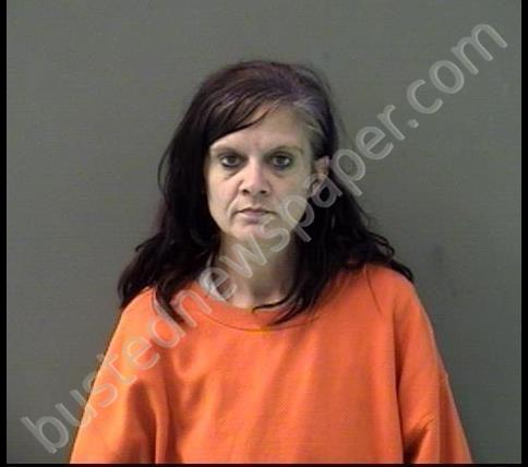 BLAKELY, APRIL Mugshot, Bell County, Texas - 2018-10-01 01:28:00