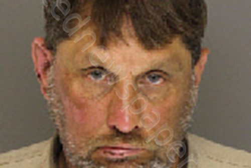 WOODS, DARRELL JO Mugshot, Moore County, North Carolina