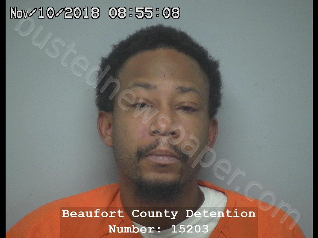 Beaufort county mugshot