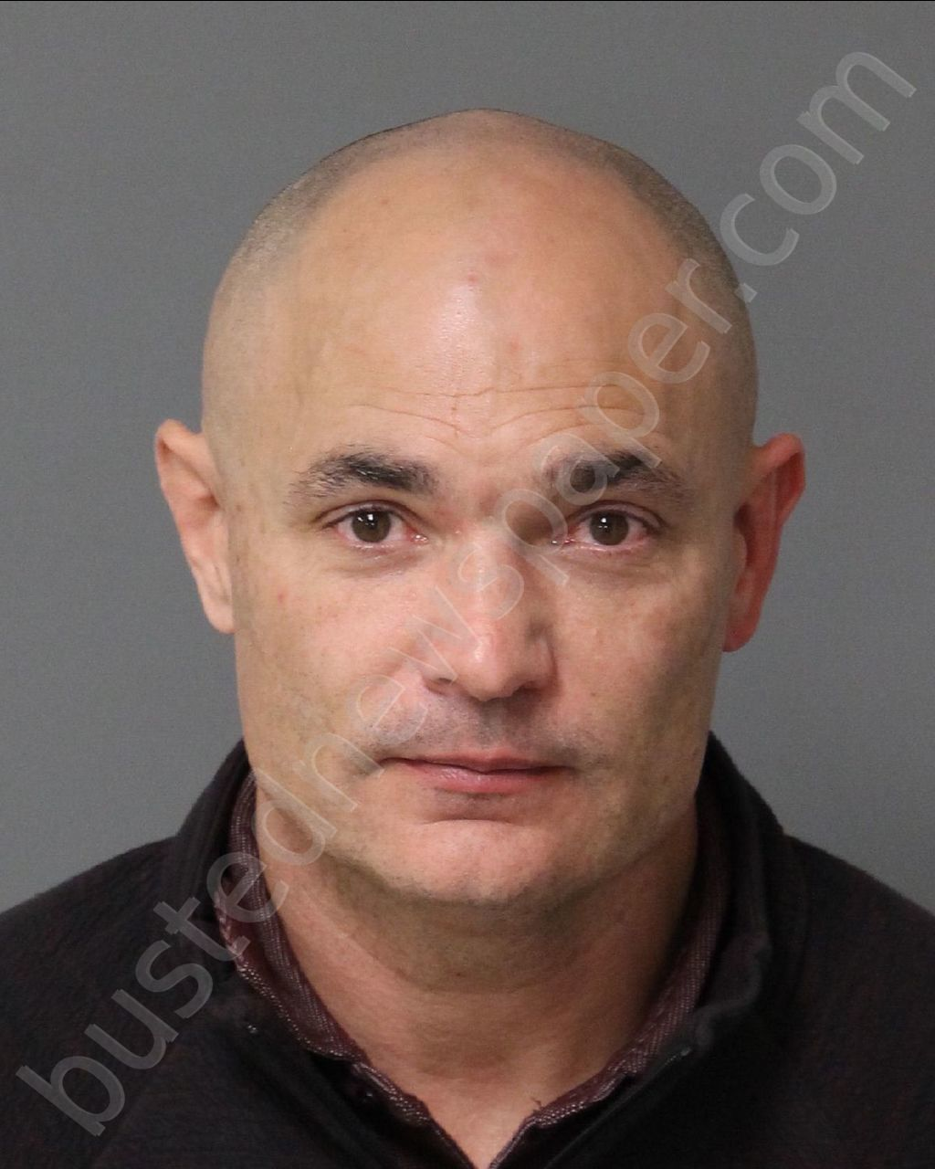POPE,JOHN SHANNON Mugshot, Wake County, North Carolina - 2019-02-24