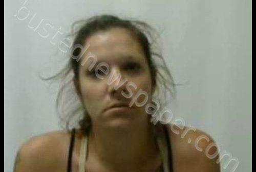 JENKS, GRACE A Mugshot, Tri County Regional Jail, Ohio